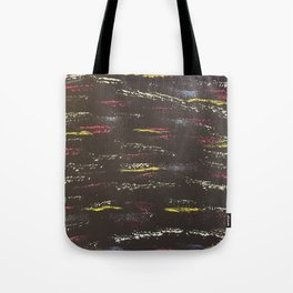 Same direction, different wavelengths Tote Bag