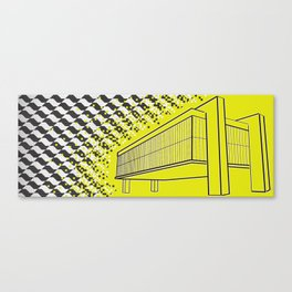 Sampa - MASP Canvas Print