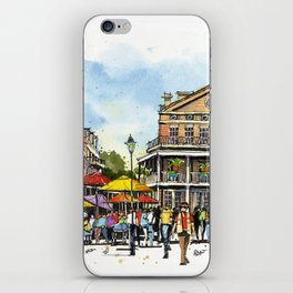 Chartres Street, New Orleans iPhone Skin