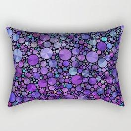 Purple Appetite Rectangular Pillow