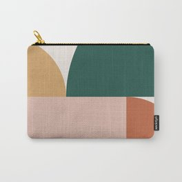 Abstract Geometric 11 Carry-All Pouch