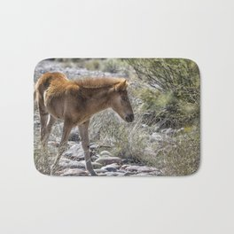 Salt River Wild Foal Bath Mat