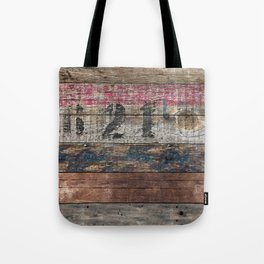 Day In Day Out Tote Bag