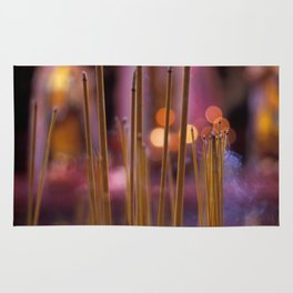 incense sticks Rug