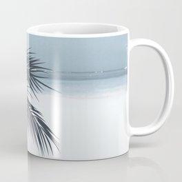 Palm and Ocean Coffee Mug