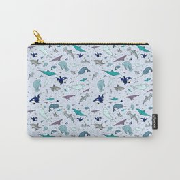 Ocean Animals Carry-All Pouch