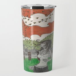 Pestilence Travel Mug