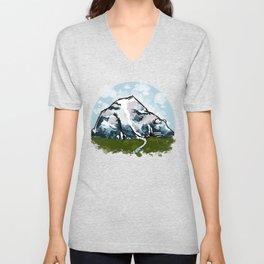 Bear Mountain Unisex V-Neck