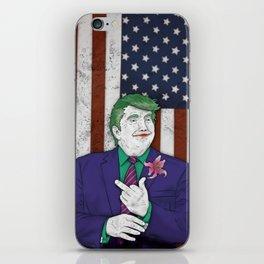 Augusto MMXVI (Donny J. Trump) iPhone Skin