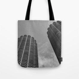 Marina City 1 Tote Bag
