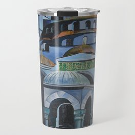 Sultan Ahmed Mosque, Istanbul  Travel Mug