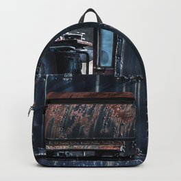 Train Cabin Backpack