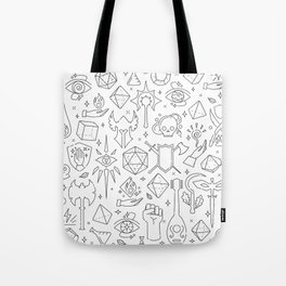 DnD Forever Tote Bag