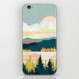Lake Forest iPhone Skin
