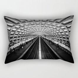 The Underground Rectangular Pillow