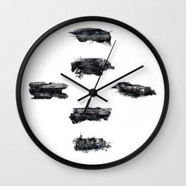 Tomorrow Never Comes Wall Clock