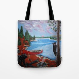 Muskoka Pleasures Tote Bag
