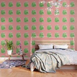 Greenhouse full of plants Wallpaper