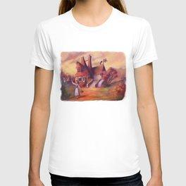 A Peculiar Girl T-shirt