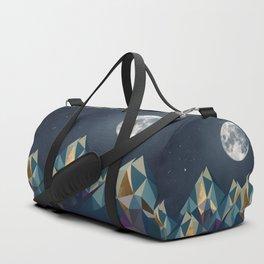 Night Mountains No. 1 Duffle Bag