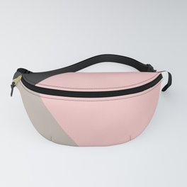 Abstract modern print 2 Fanny Pack
