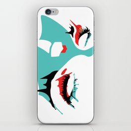 I Can See Forever iPhone Skin
