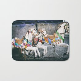 Carousel Three Bath Mat