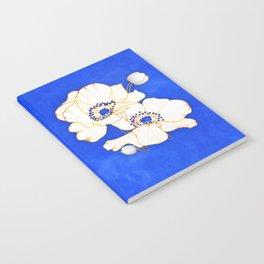 Ultramarine Blue :: Anemones Notebook