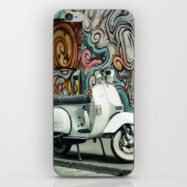 Vespa Chariot iPhone Skin