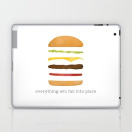 Everything Will Fall into Place Laptop & iPad Skin
