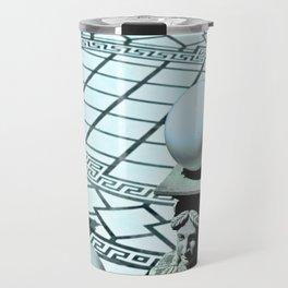empty pool Travel Mug