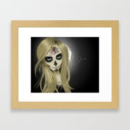 KATRINA II Framed Art Print