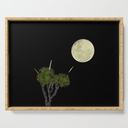 Xanthorrhoea Moon Serving Tray