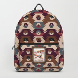 Santa Fé Backpack