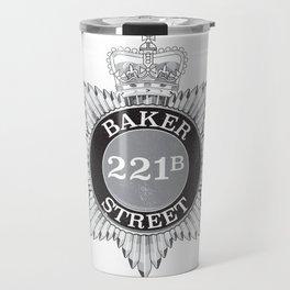 Baker Street Regulars Travel Mug