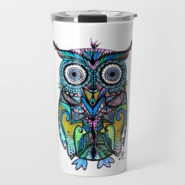 A Hoot That Ms. Mel Travel Mug