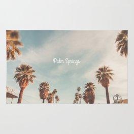 The Strand Palm Springs, California Rug