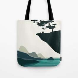 beauty trumped vertigo Tote Bag