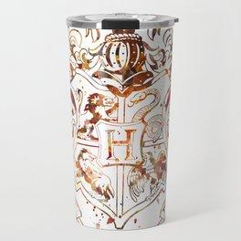 Hogwarts Crest Travel Mug