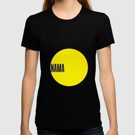 NAMA Project T-shirt