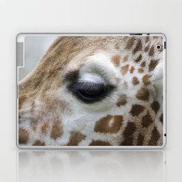 Eye of giraffe Laptop & iPad Skin