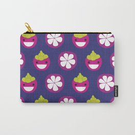 Dotty Mangosteen II - Singapore Tropical Fruits Series Carry-All Pouch