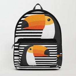 TOUCAN tropical toucans Backpack