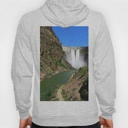 Morrow Point Dam Hoody