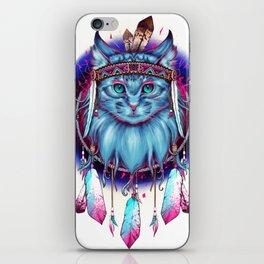 Dreamcatcher Cat iPhone Skin