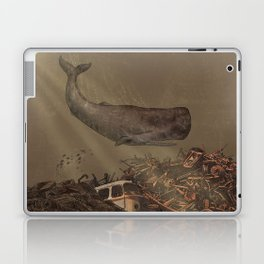 The Last Whale  Laptop & iPad Skin