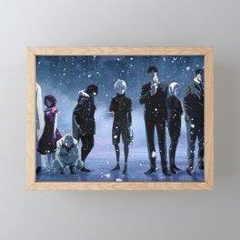 tokyo ghoul Framed Mini Art Print