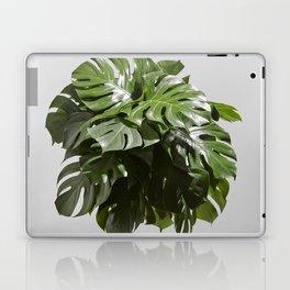 Tropical leaves monstera Laptop & iPad Skin