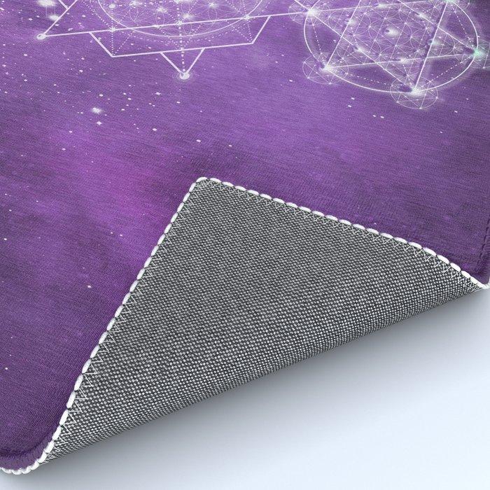 Sacred Geometry - We are Stardust Rug
