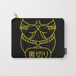 Oni Neko Carry-All Pouch